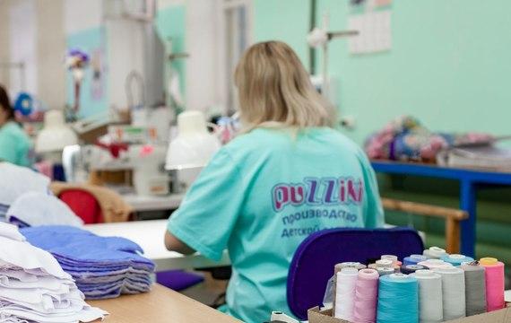 Фото из цеха швейного производства «PuZZiki» 9