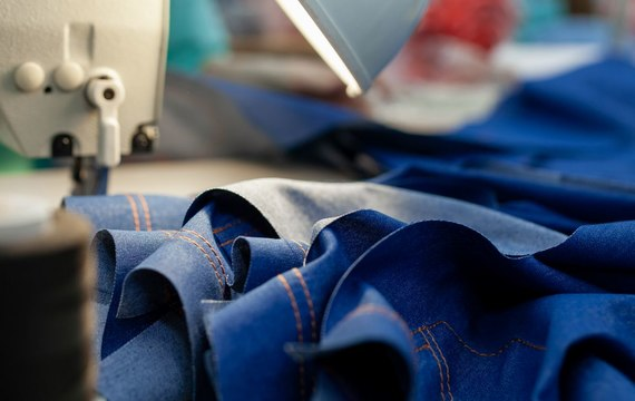 Фото из цеха швейного производства «PuZZiki» 5