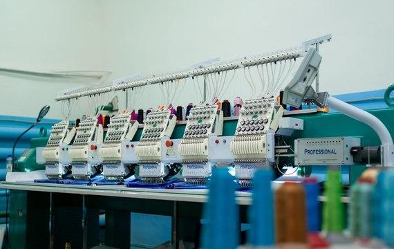 Фото из цеха швейного производства «PuZZiki» 14