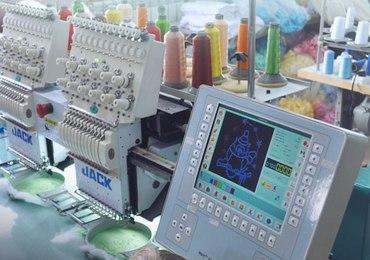 Фото из цеха швейного производства «PuZZiki»