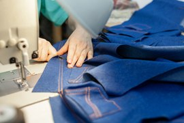 Фото из цеха швейного производства «PuZZiki» 3