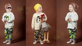 Направления детской моды весна/лето 2017
