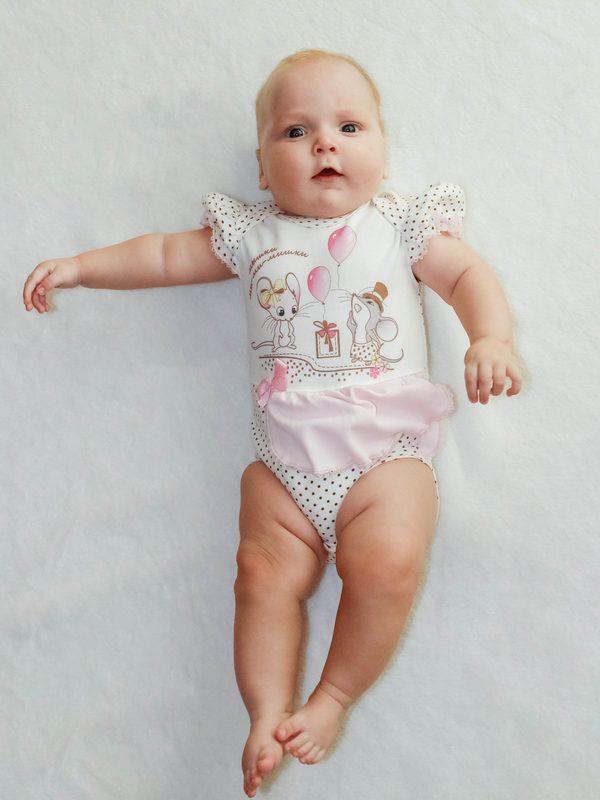 Ткань для одежды новорожденных